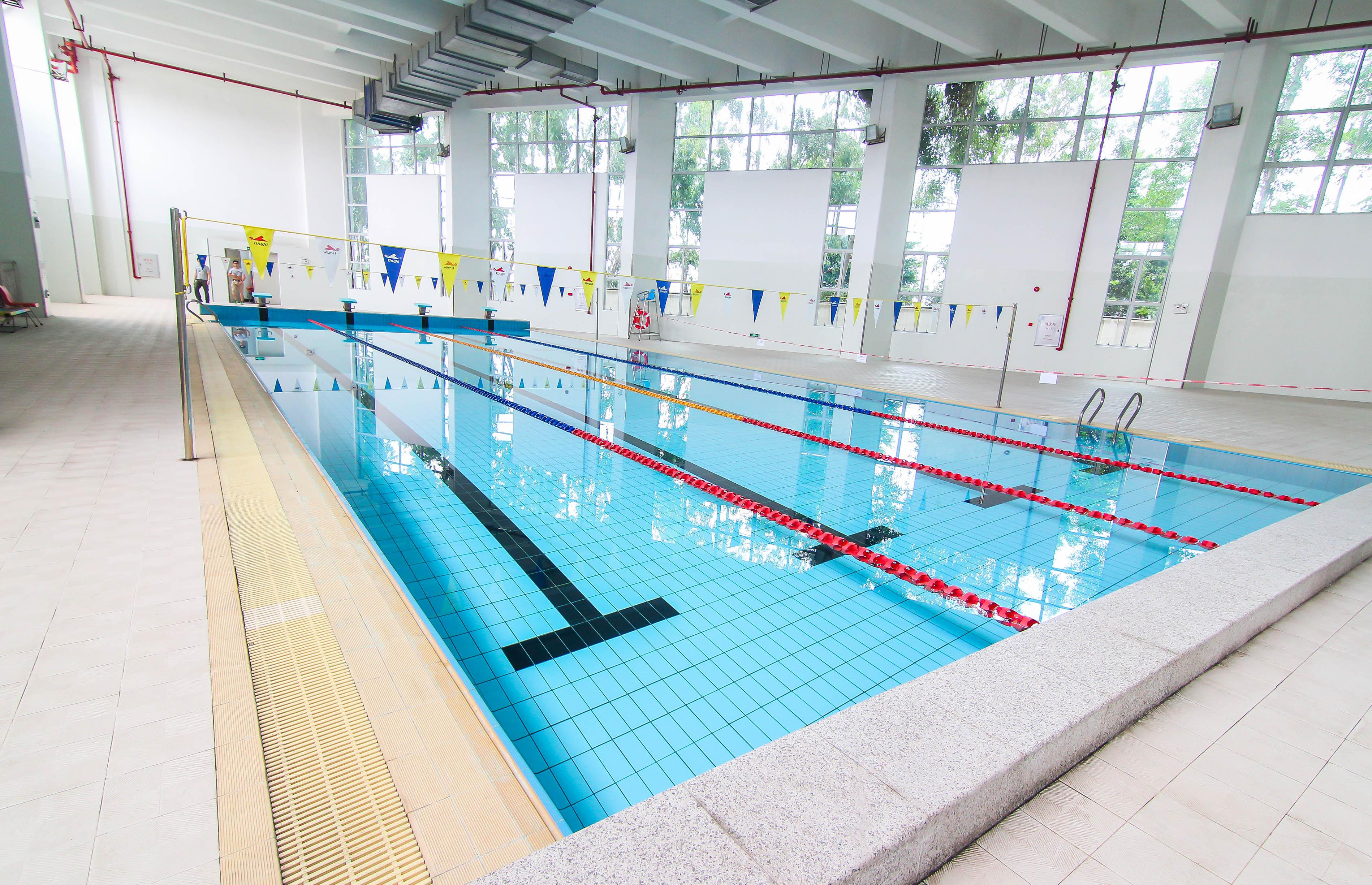 体育馆泳池