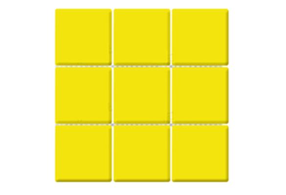 北欧小方砖九宫格圆角系列9715亚光