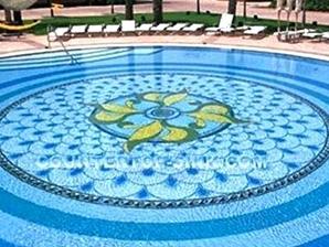泳池拼图4