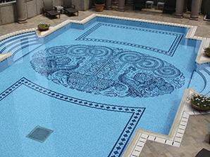 泳池拼图5