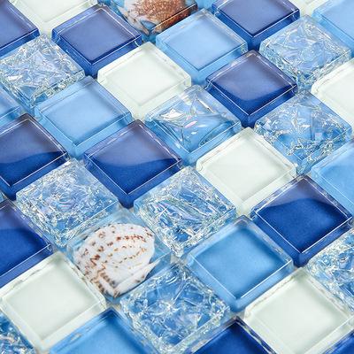 购买玻璃马赛克瓷砖的尺寸和价格问题